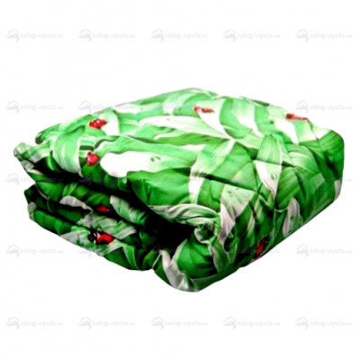 Одеяло Шерсть тёплое 200х220