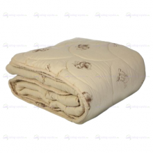 Одеяло Верблюжье тёплое Стандарт 200х220
