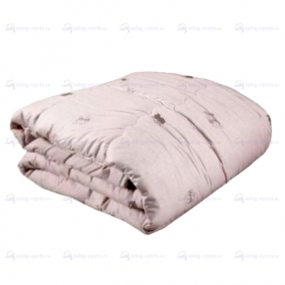 Верблюжье одеяло тёплое Эконом 140х205