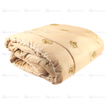 Одеяло Верблюжье очень тёплое Стандарт 172х205