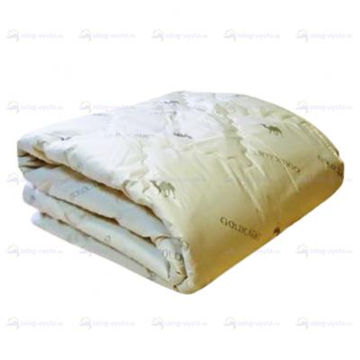 Верблюжье одеяло очень тёплое Эконом 172х205