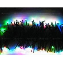Гирлянда светодиодная цветная 10 м