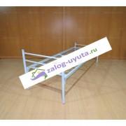 Кровать металлическая для рабочих 80х190