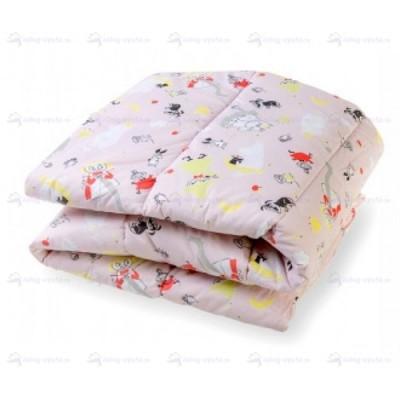 Одеяло Синтепон тёплое 110х140 (детское)