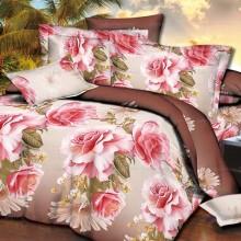 Постельное белье Полисатин стандарт 1.5-спальное 1116