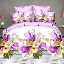 Постельное белье Полисатин стандарт 1.5-спальное 2772
