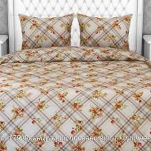 Постельное белье Бязь 2,0-спальное 179 Французский прованс вид 1