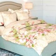 Постельное белье Бязь 2,0-спальное 4594 Лили-Анна