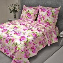 Постельное белье Бязь 1.5-спальное Яблоневый цвет